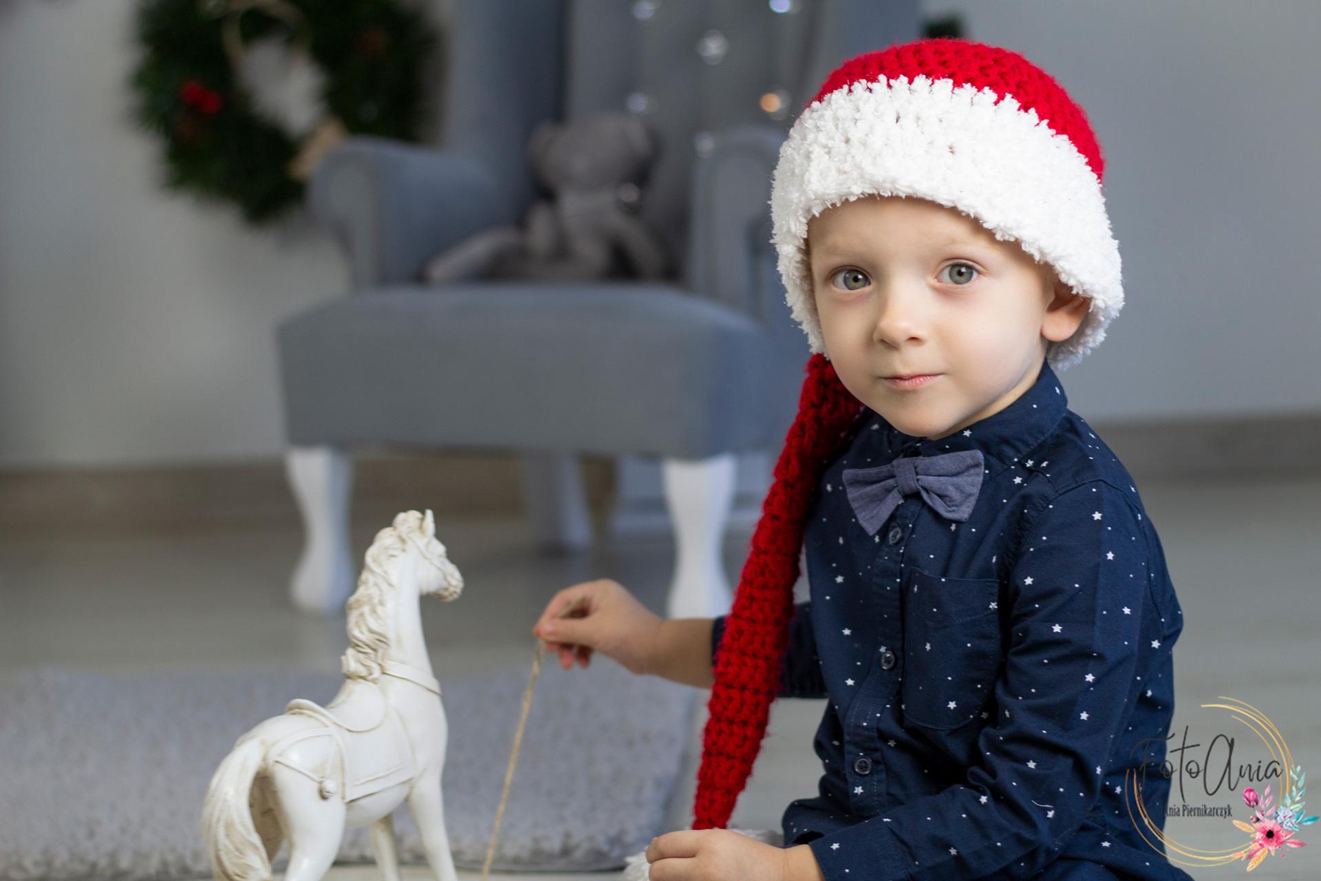 Świąteczny Adaś